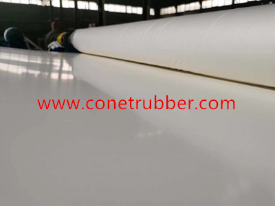 White Food Grade NBR Rubber Sheet, Conet